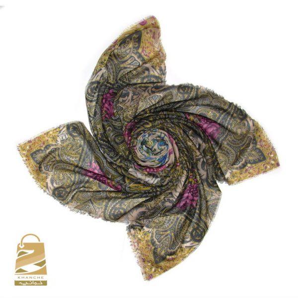 روسری نخی دور ریش